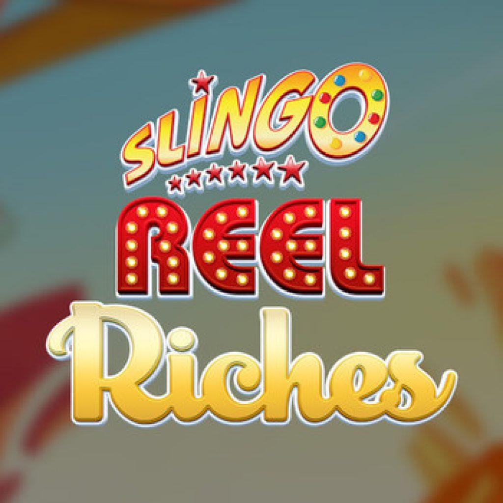 Slingo Reel Riches logo