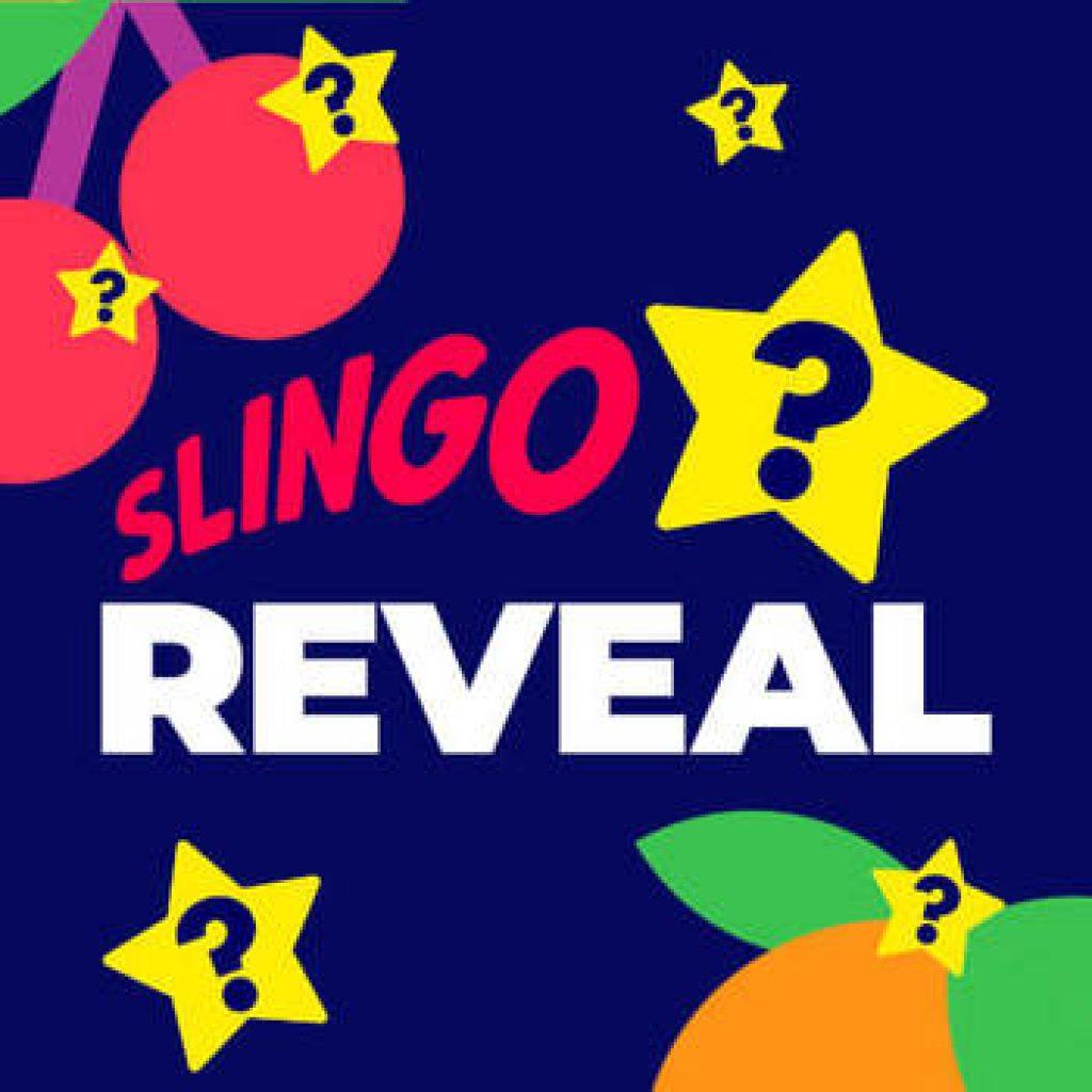 Slingo Reveal Logo