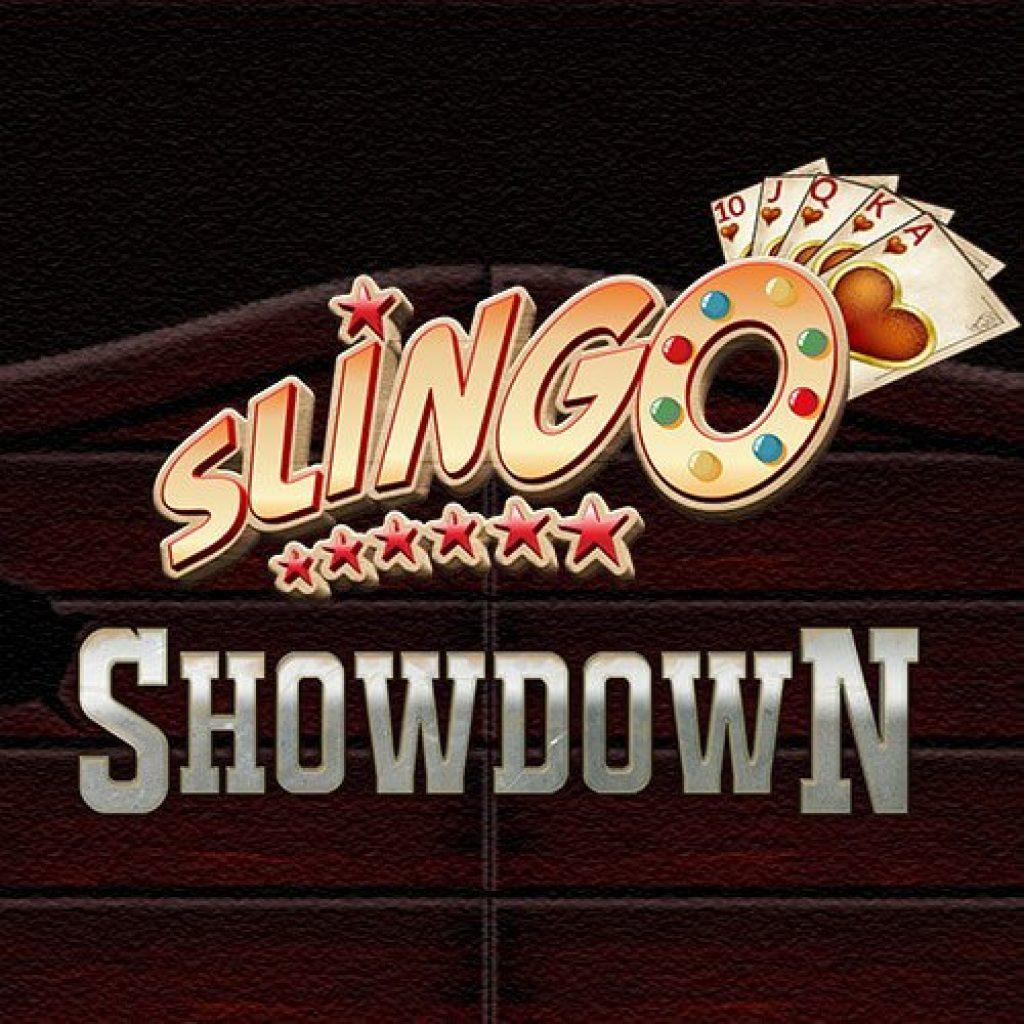 Slingo Showdown Logo