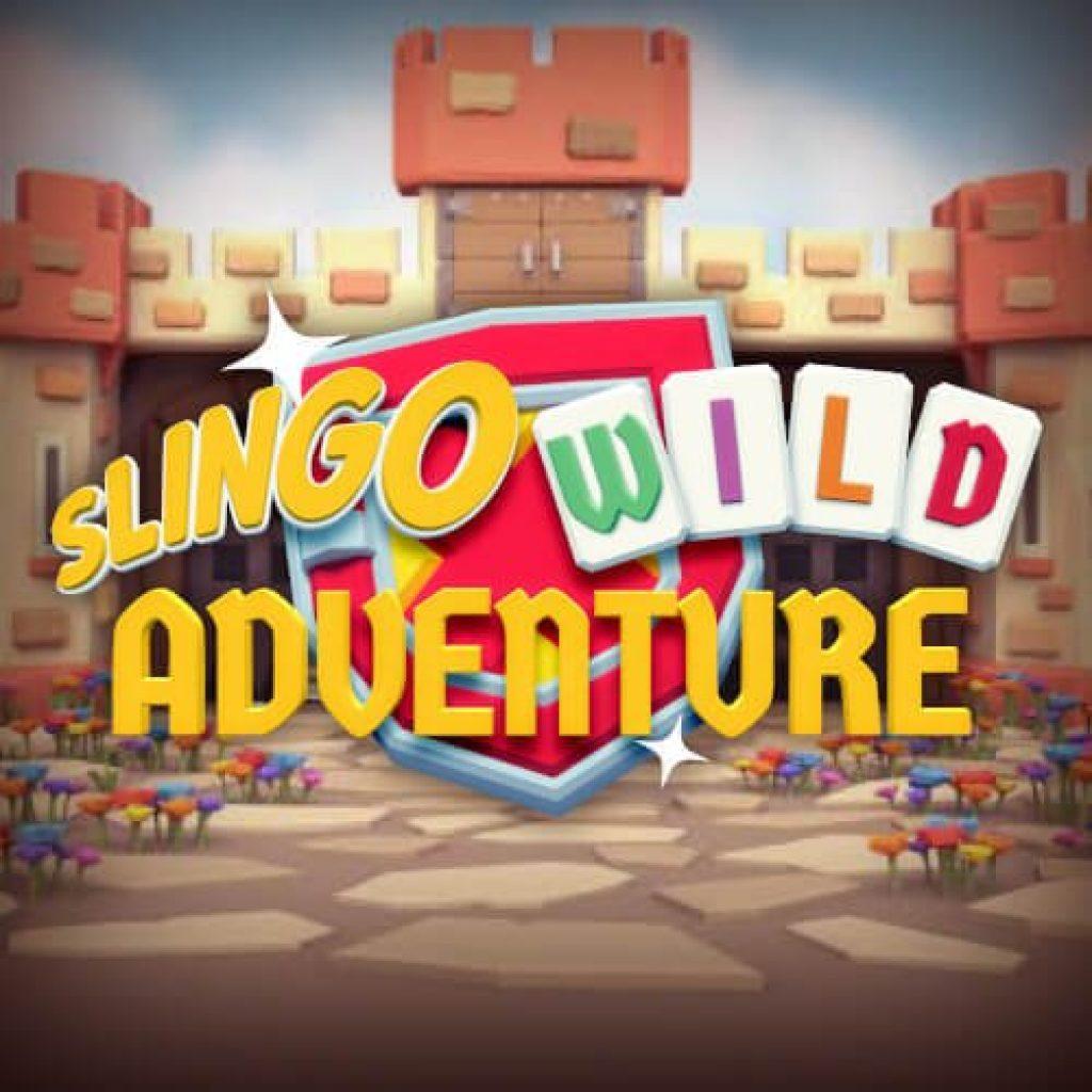 Slingo Wild Adventure Logo