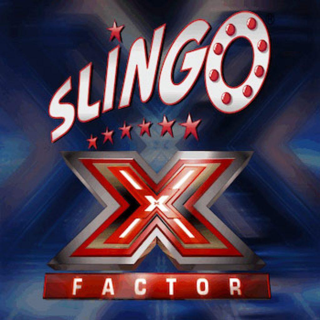 Slingo X Factor Logo
