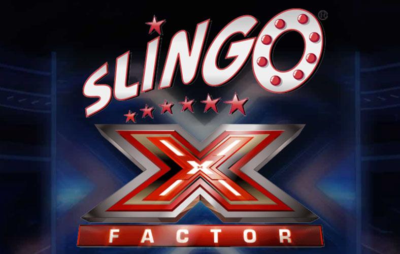 Slingo X Factor