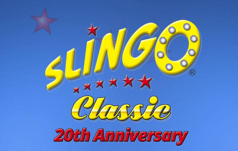 Slingo Classic 20th Anniversary